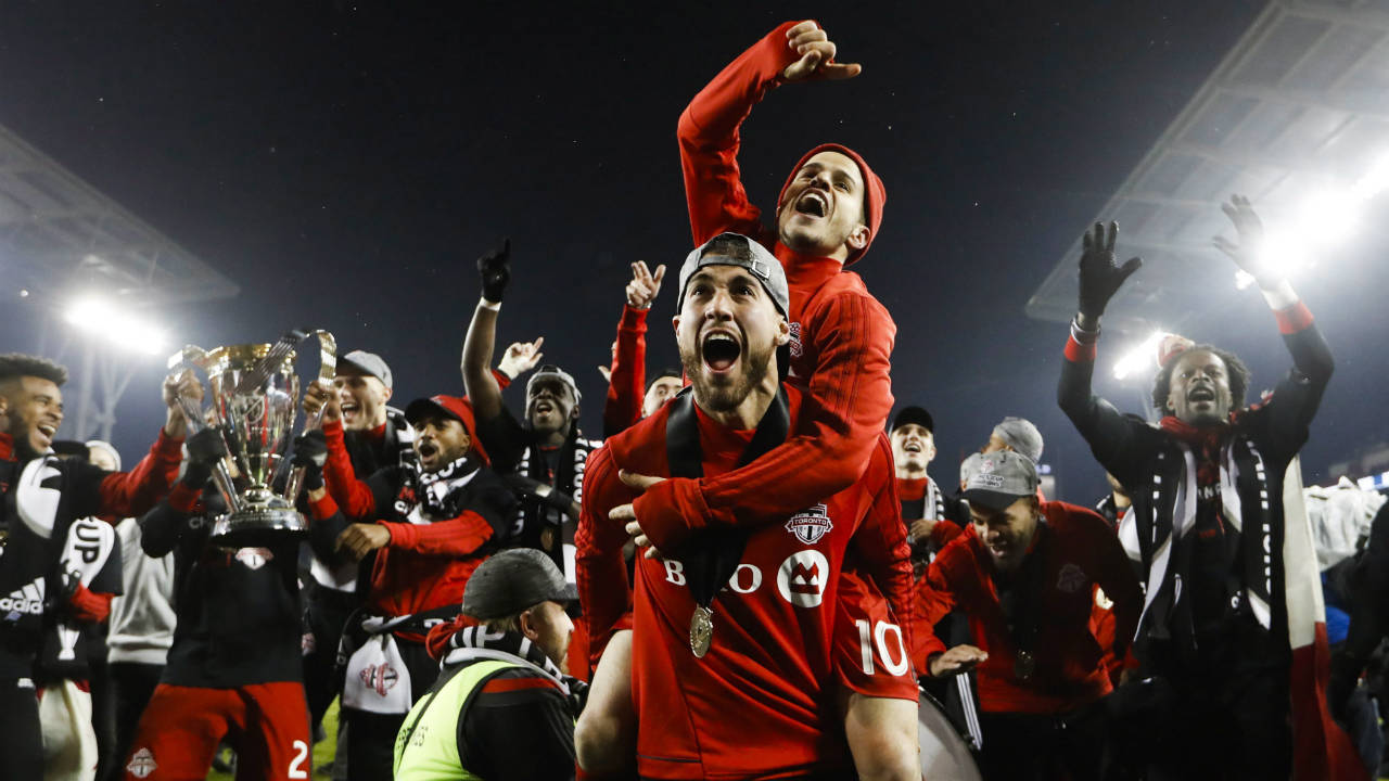 Jim Brennan: There was no way Toronto FC was going to lose