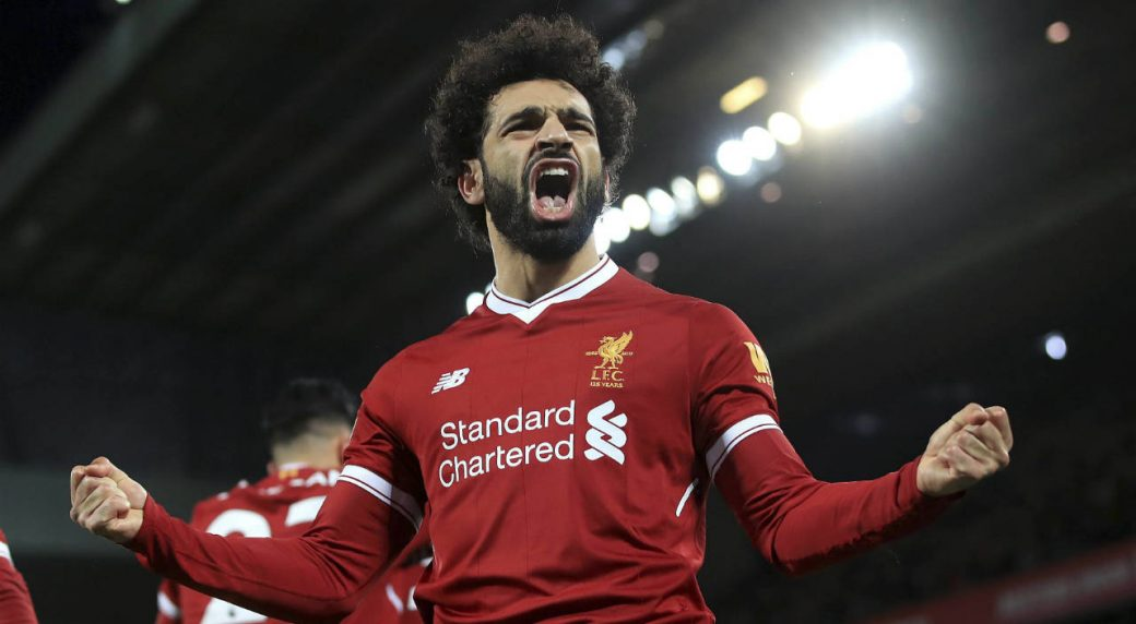 Liverpool matchwinner Salah: I knew Robertson would set me up