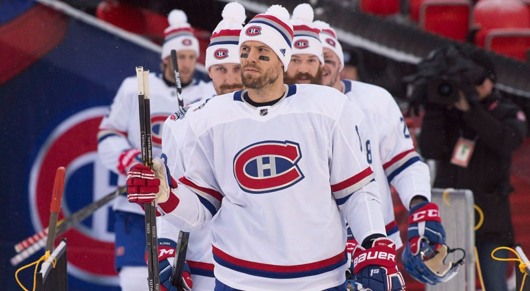 Canadiens' Shea Weber sidelined indefinitely with foot injury