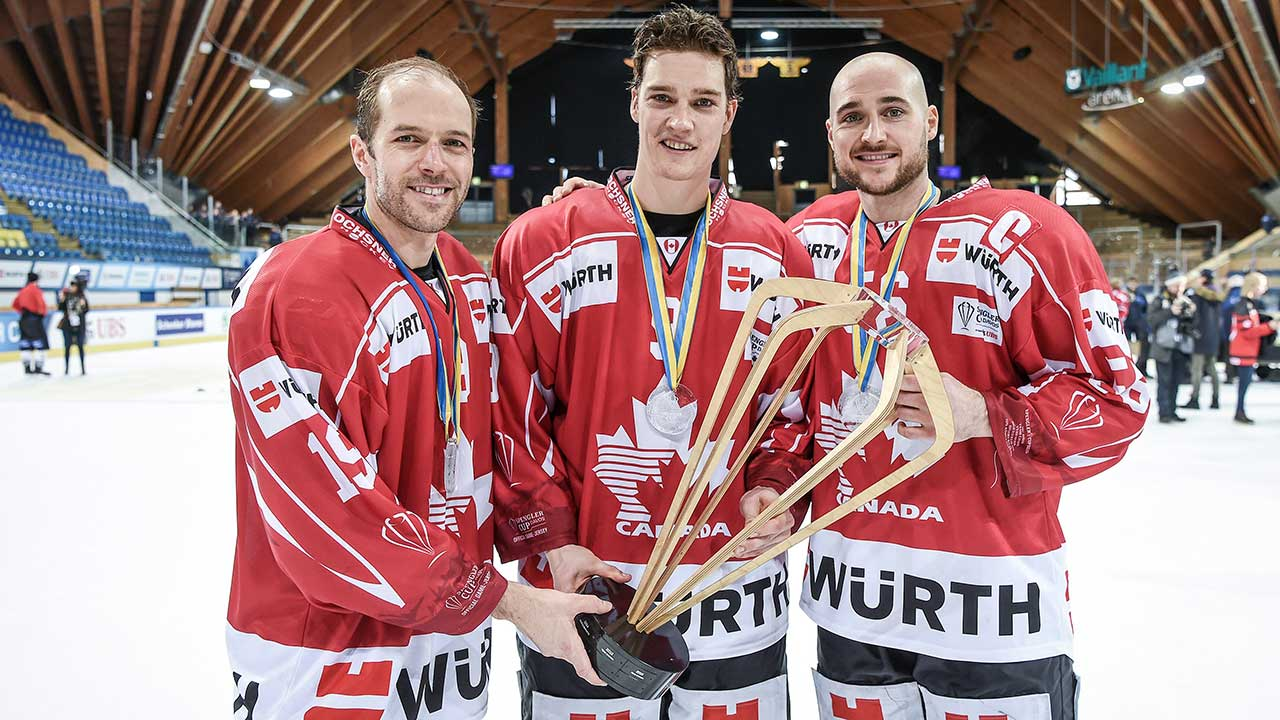 Team Canada Mens Olympic Hockey Team Has Opportunity To Be A Great Story Sportsnet Ca