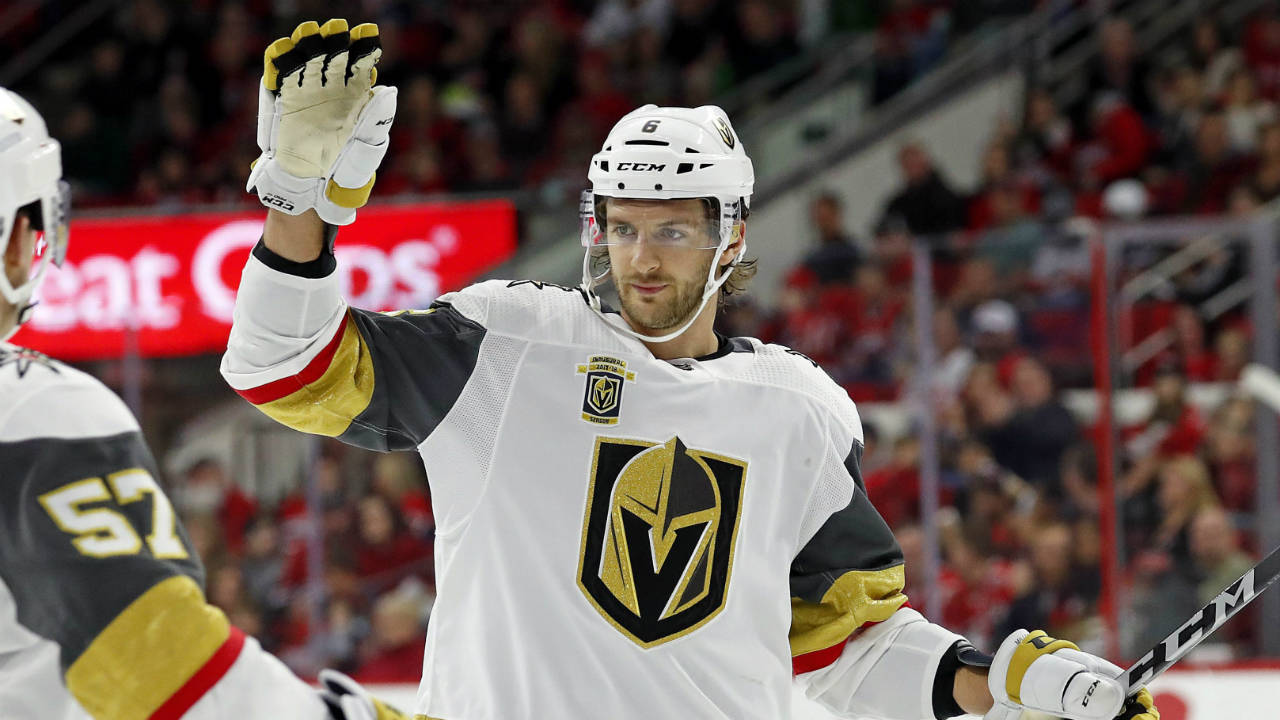 Defenceman Colin Miller signs four-year deal with Golden Knights