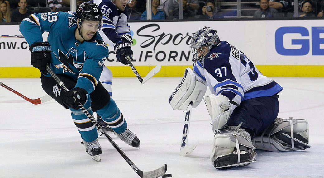 Winnipeg Jets end overtime drought with a win in San Jose