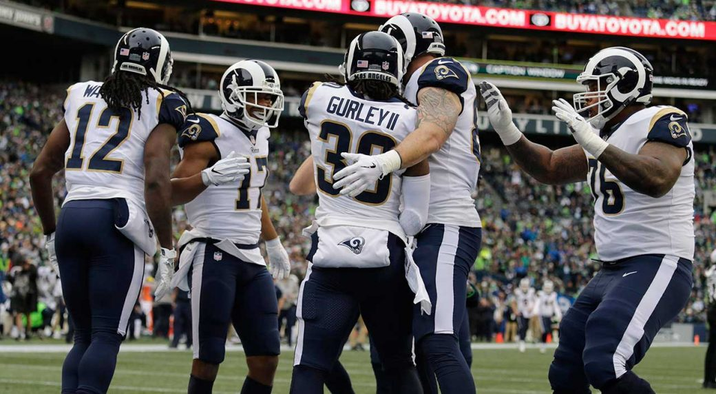 Rams takeaways: Atlanta pulls aways for first-round win; face Eagles next
