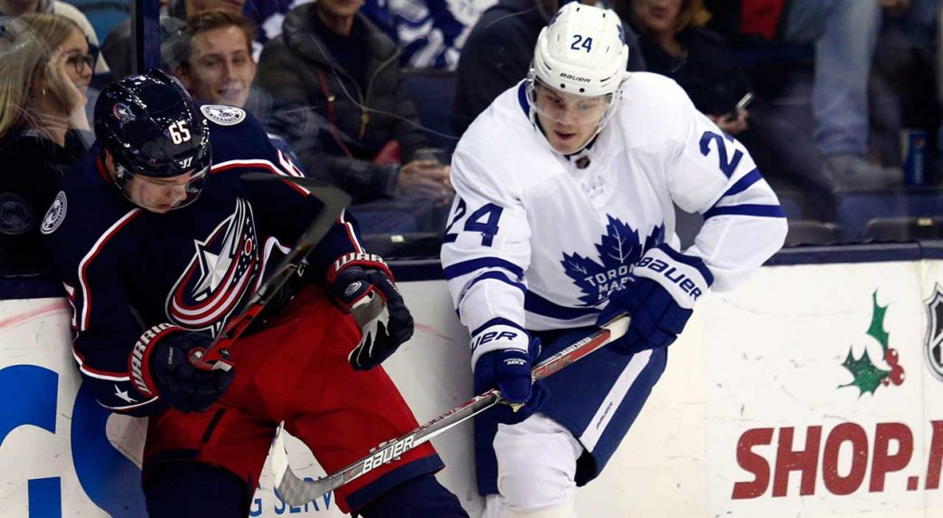 Kasperi Kapanen still fighting to carve out role with Maple Leafs ... d2868cec2