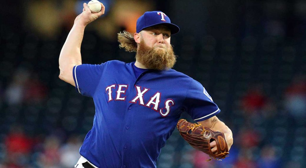 Andrew Cashner agrees to two-year deal with Orioles