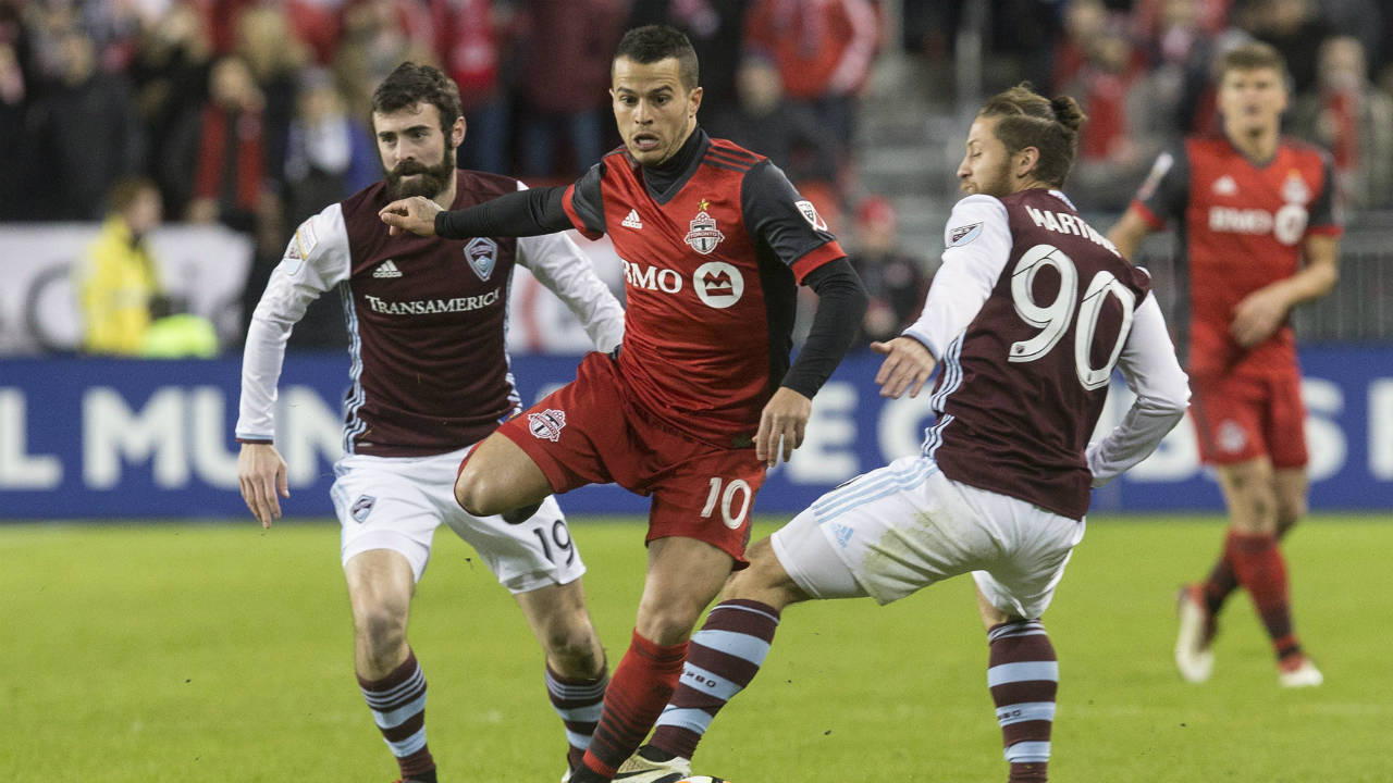 TFC takes care of business against Colorado in Champions League