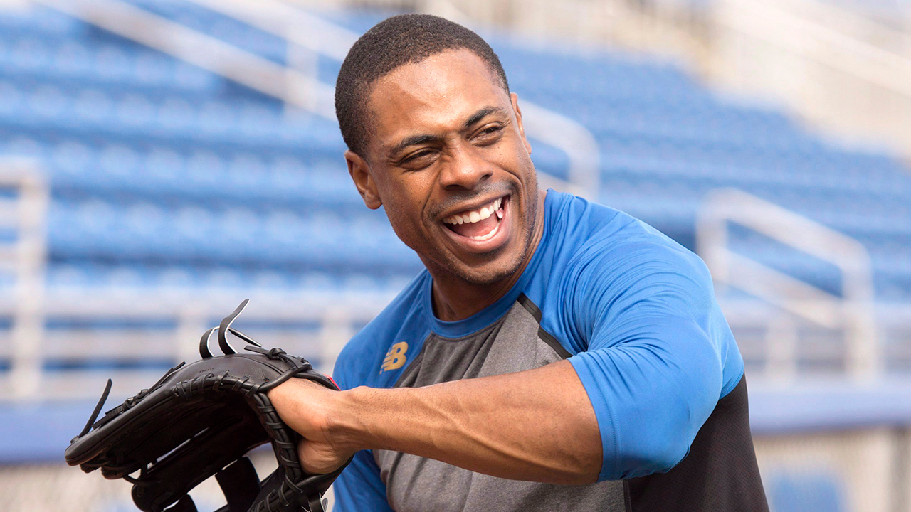 Curtis Granderson voted finalist for MLBPA Man of the Year Award