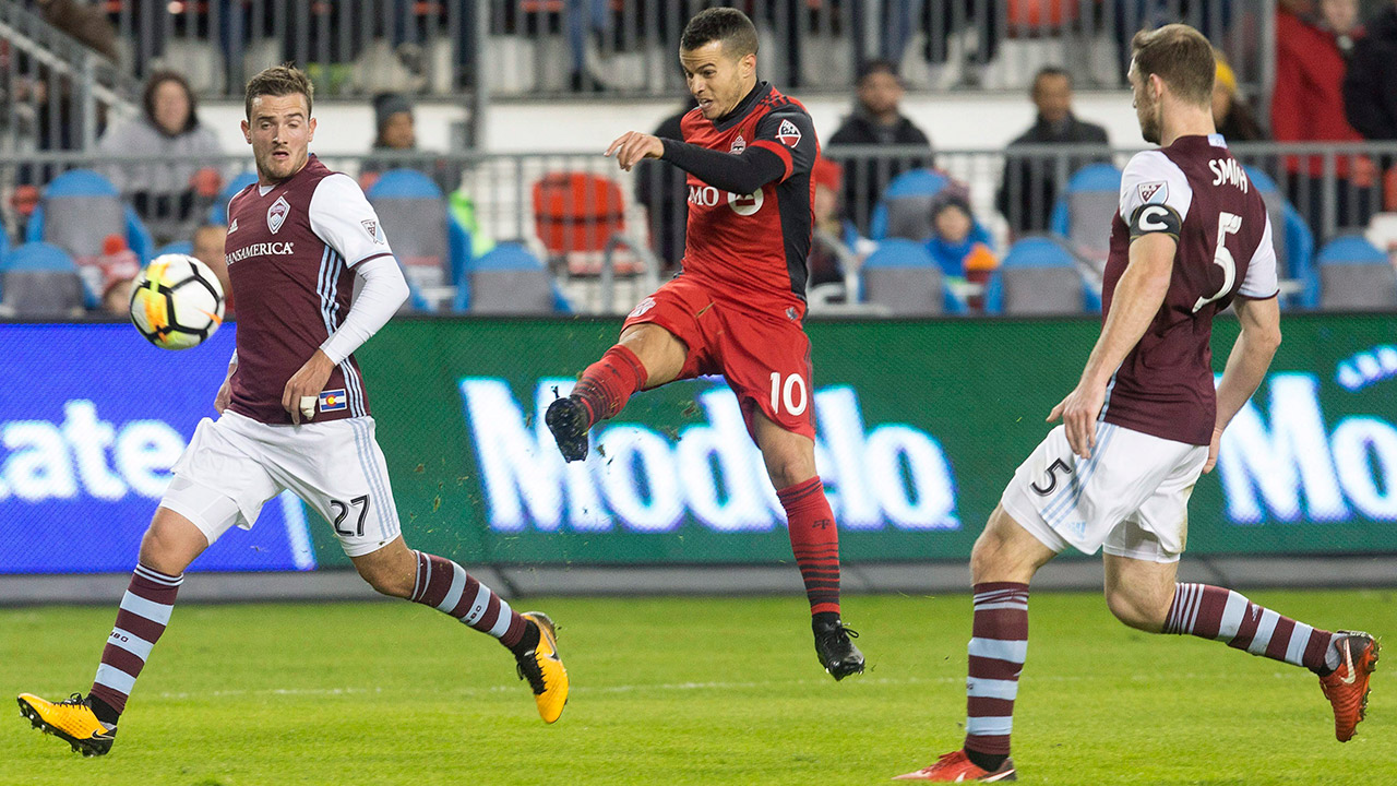 TFC doesn't need home field advantage to win in MLS playoffs