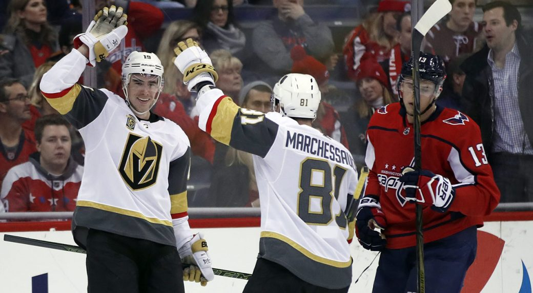 Capitals-Golden Knights Stanley Cup final by the stats - Sportsnet.ca 10ee000d736