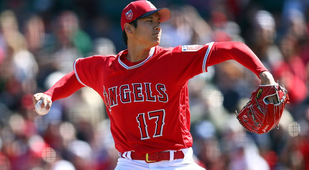 Shohei Ohtani To Make First Start Sunday Against Athletics