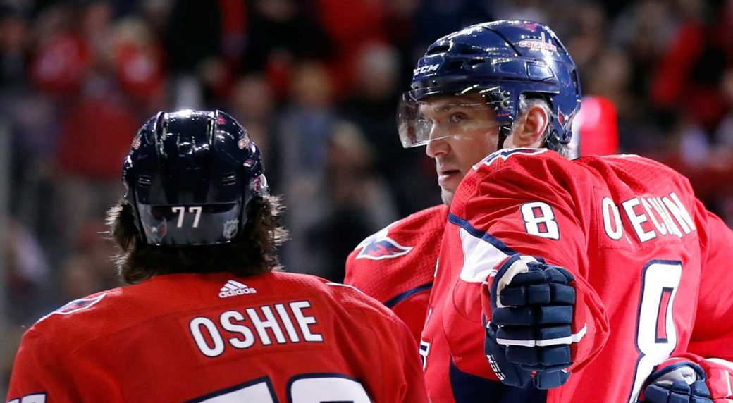 2018 Stanley Cup Playoff Preview  Washington Capitals vs. Columbus Blue  Jackets c9c6b19f8c0