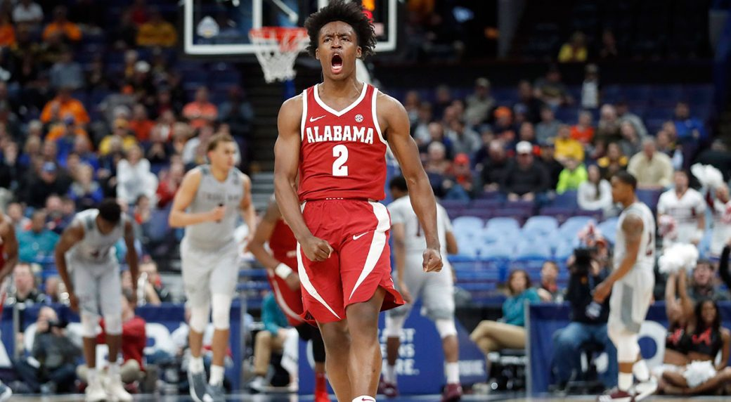 Cleveland Cavaliers sign top pick Collin Sexton to rookie contract