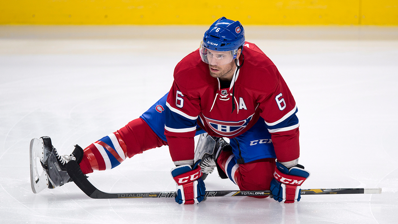 Canadiens Shea Weber Out 5 6 Months After Knee Surgery Misty Contact And Circuit Board Cleaner Iii Aerosol Can Reviews