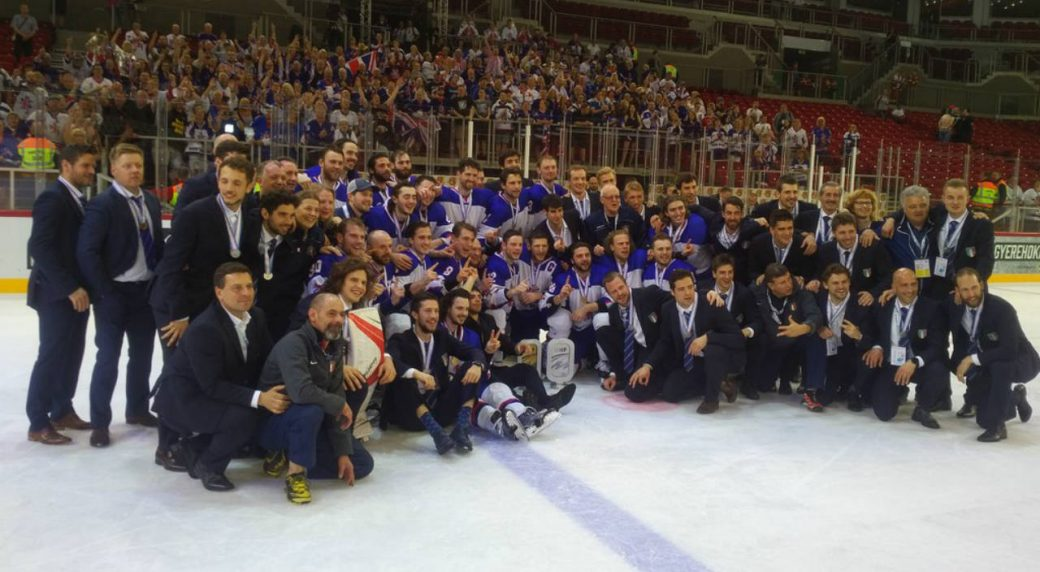 Worlds: Great Britain Qualifies For 2019 Hockey Worlds In Dramatic Fashion