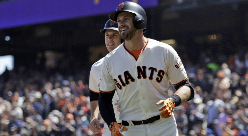 Los Angeles Dodgers at San Francisco Giants Betting Preview 04/27/18