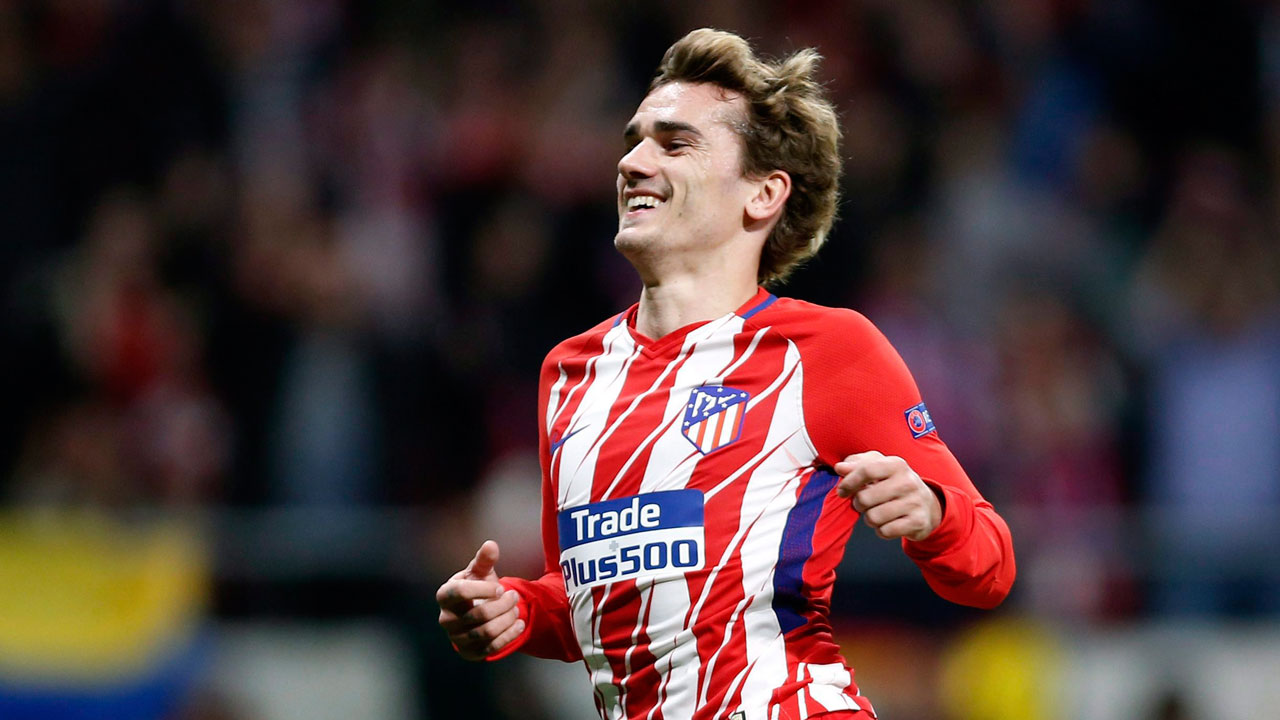 Griezmann says he is staying at Atletico Madrid