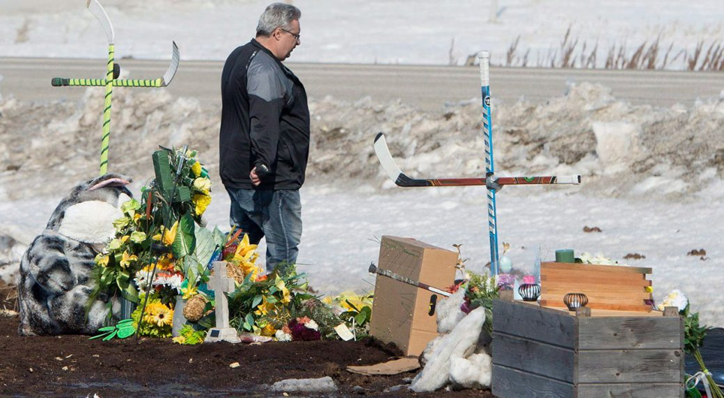 Richmond mourns Humboldt tragedy