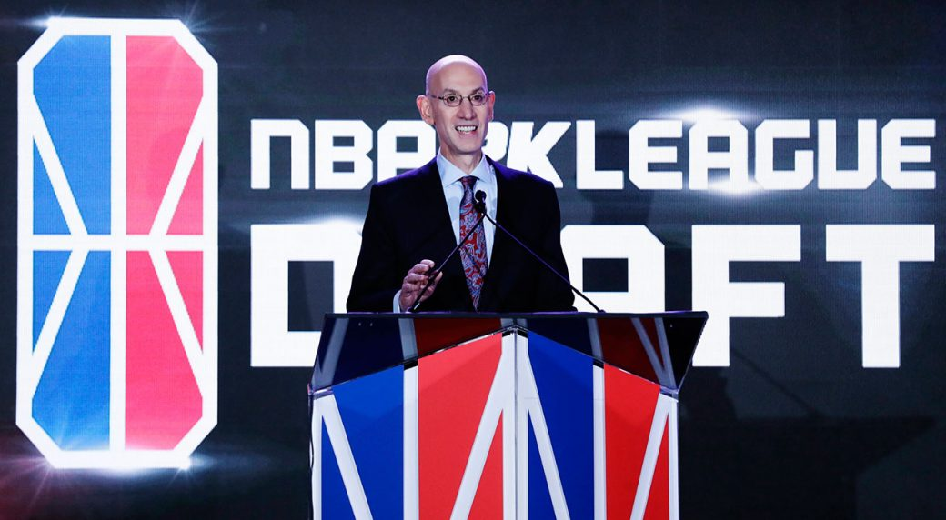National Basketball Association 2K League Expanding For The 2019 Season