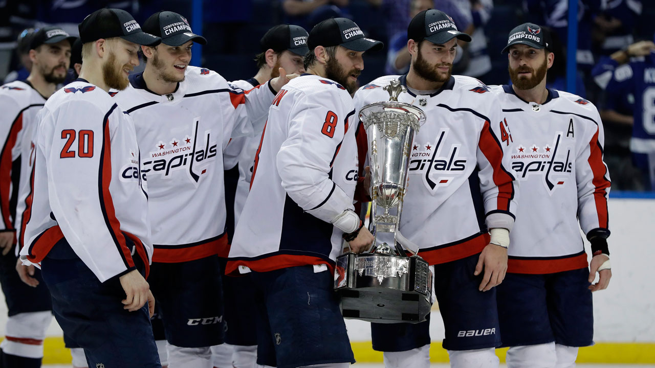 Capitals defeat Lightning in Game 7 to earn spot in Stanley Cup Final 0fff1f49955a