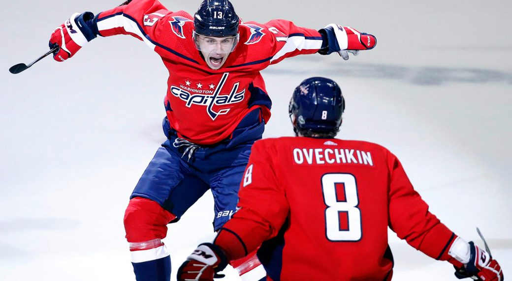 Why this is the most unlikely Ovechkin-era Capitals team to reach Round 3 c91bba8d0777