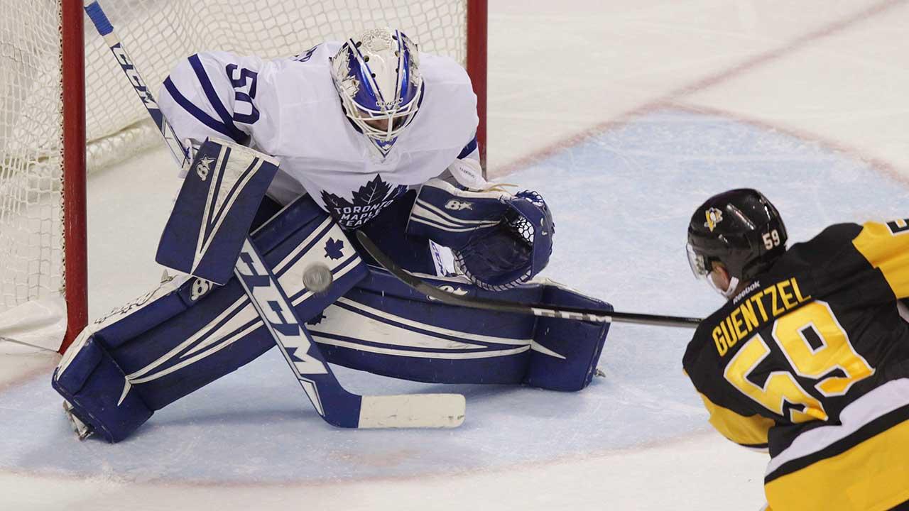 Maple Leafs sign goaltender Kasimir Kaskisuo