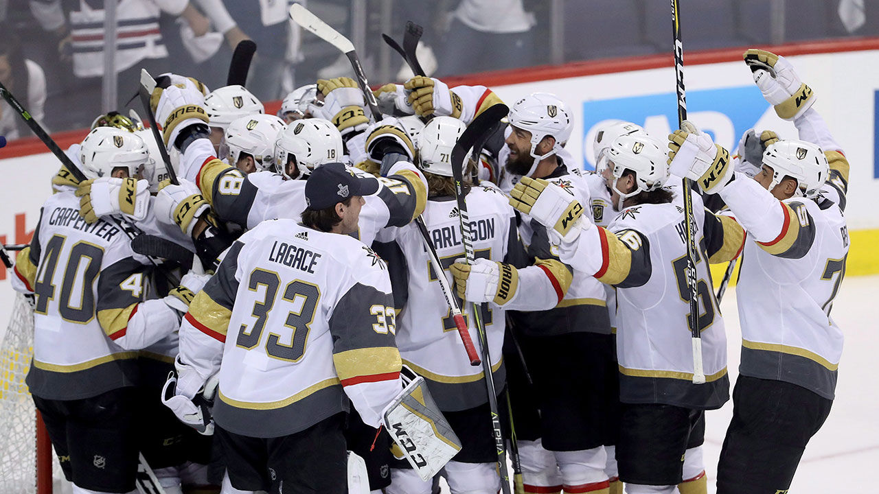 Golden Knights favoured in Game 1 of Stanley Cup Final