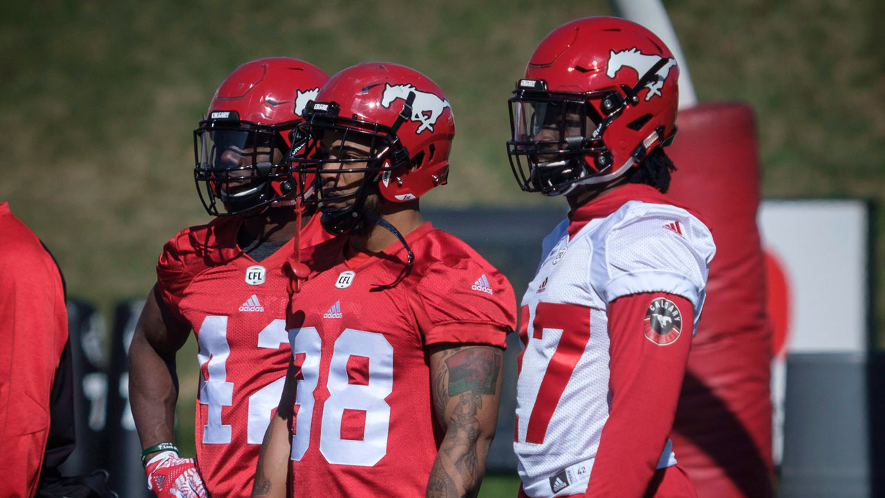 Rare running back job opportunity at Calgary Stampeder training camp