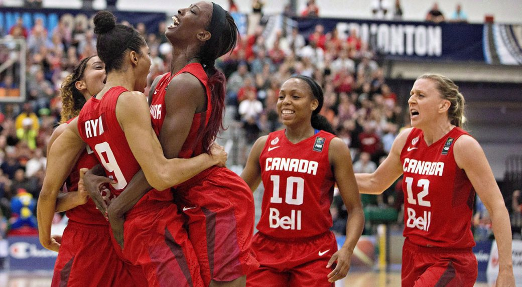 Canadian women s basketball team to host Turkey in 3-game series ... 0fe0378653f99