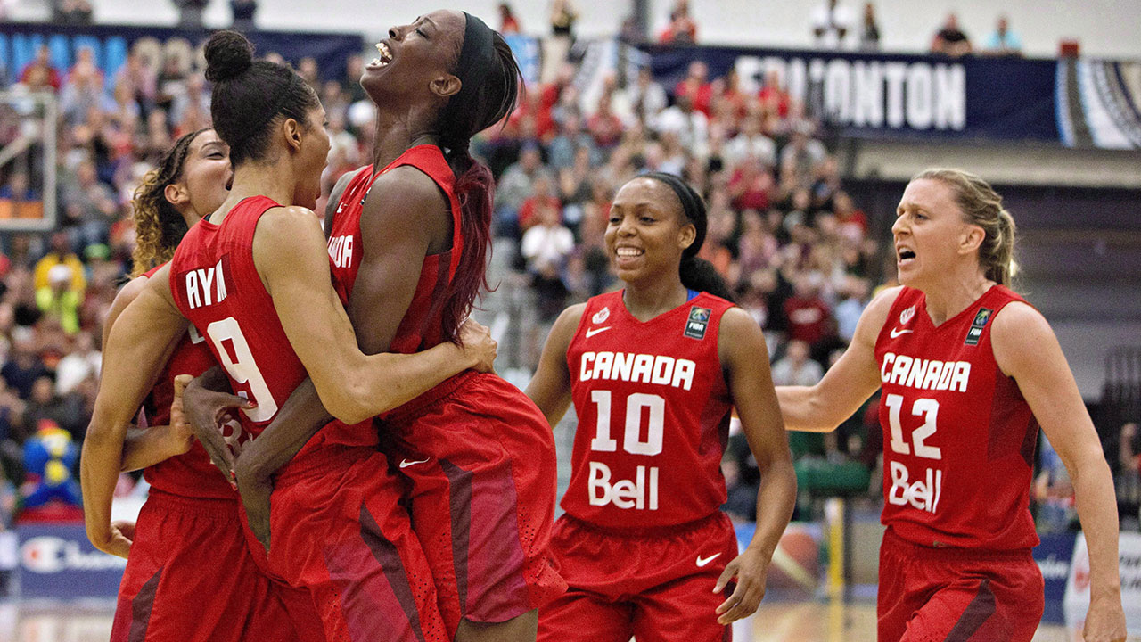 Canadian women's basketball team to host Turkey in 3-game series