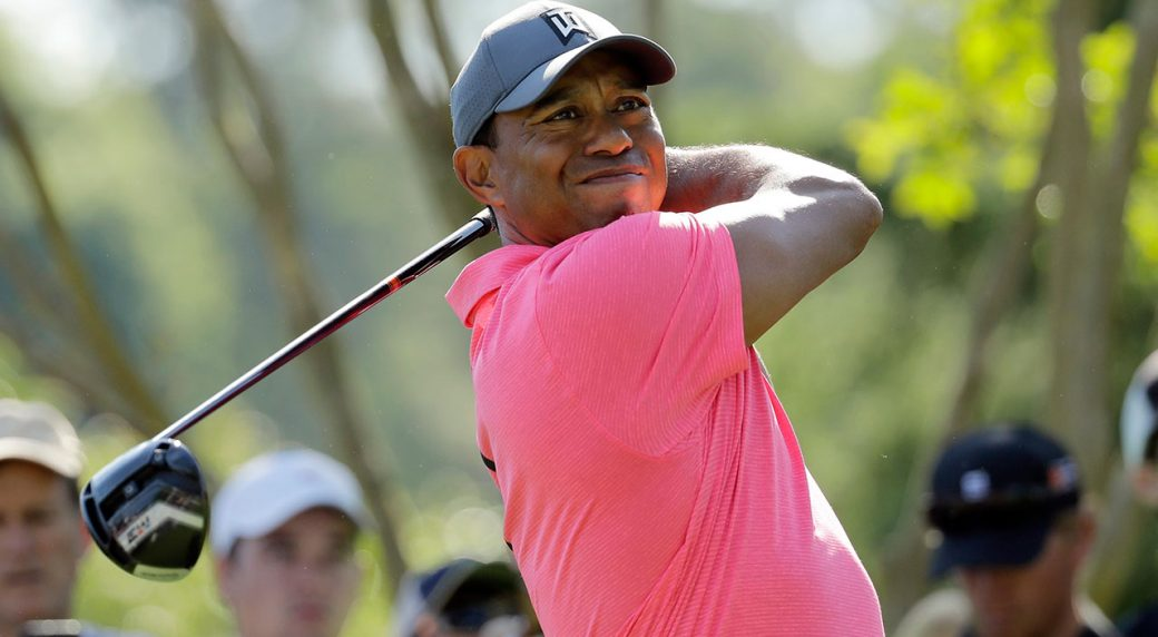 Tiger will use new irons at Wells Fargo this week