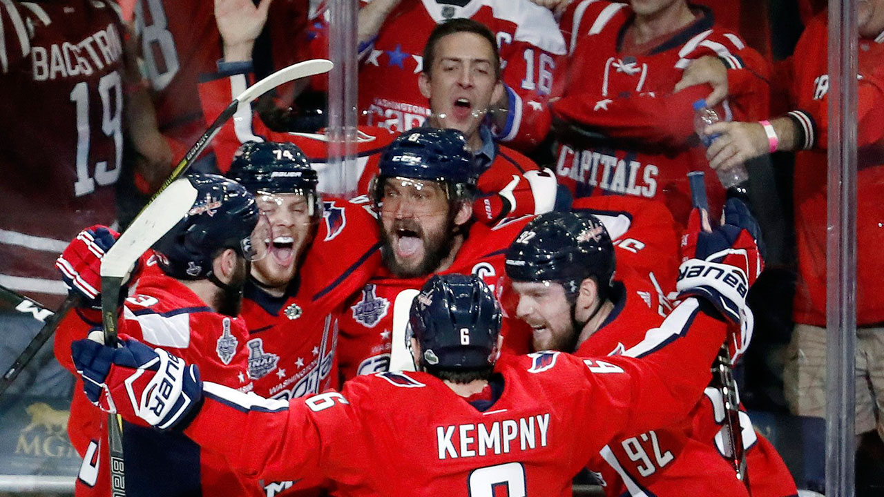 Capitals' Game 3 Victory A Celebration 20 Years In The Making