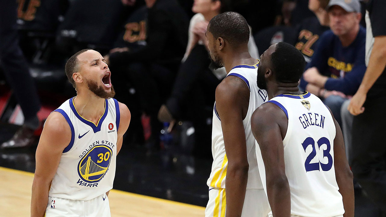 Warriors sweep Cavaliers in NBA Finals for third title in 4 years ... 64a484b8a