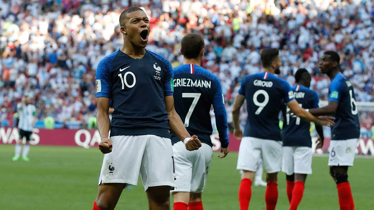 France could take advantage of tired Croatia in World Cup final