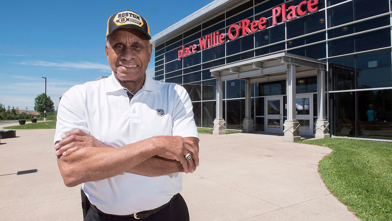 The Case For Willie O'Ree.