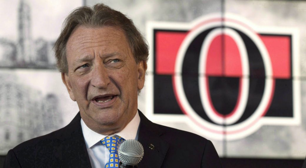 Melnyk pledges to rebuild Senators
