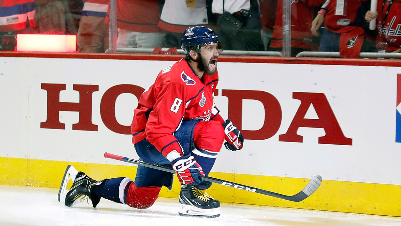 2f2441f9c Capitals fend off Golden Knights to take 2-1 lead in Stanley Cup Final