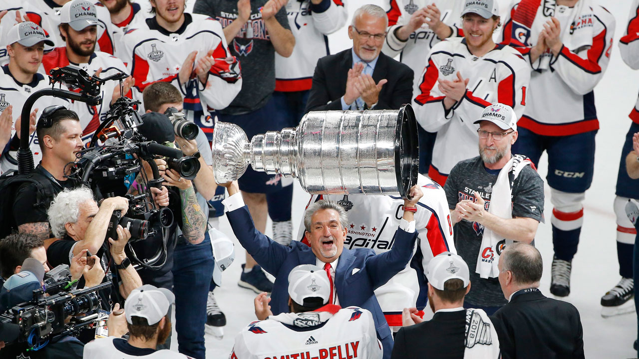 Capitals finish off Golden Knights in Game 5 to win Stanley Cup ... 30fcd51dc5c