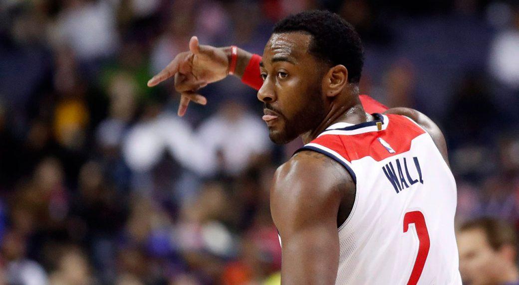8215ccabd Wizards say John Wall will have season-ending surgery - Sportsnet.ca