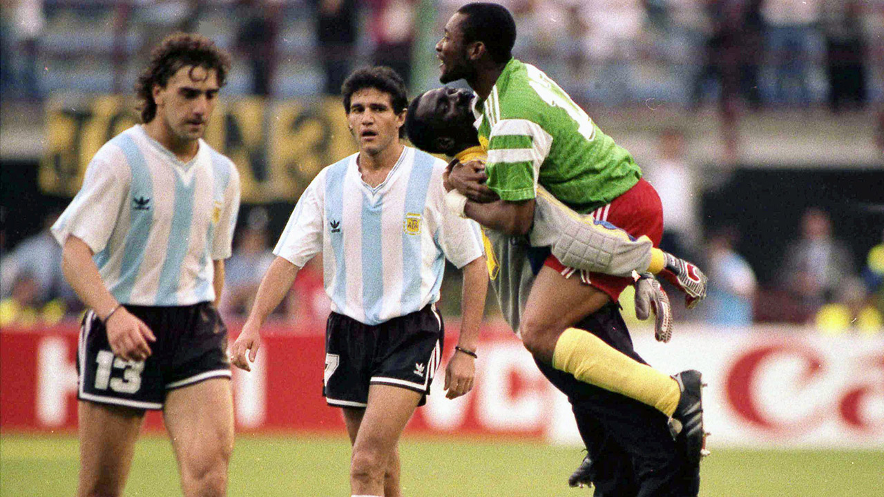 Top 10 upsets in World Cup history