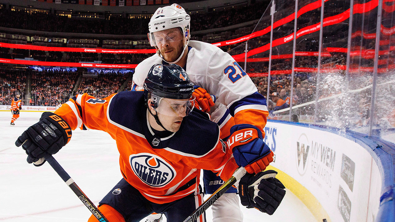 Oilers activate Kris Russell from IR e4e99c443