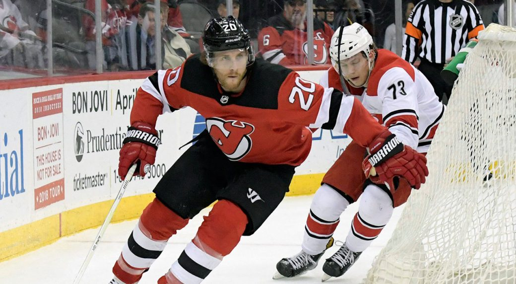 0e623789c Devils agree to three-year contract with Blake Coleman - Sportsnet.ca