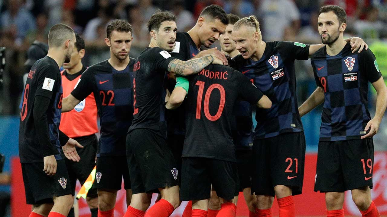 Does Croatia still have the legs to keep up with England?