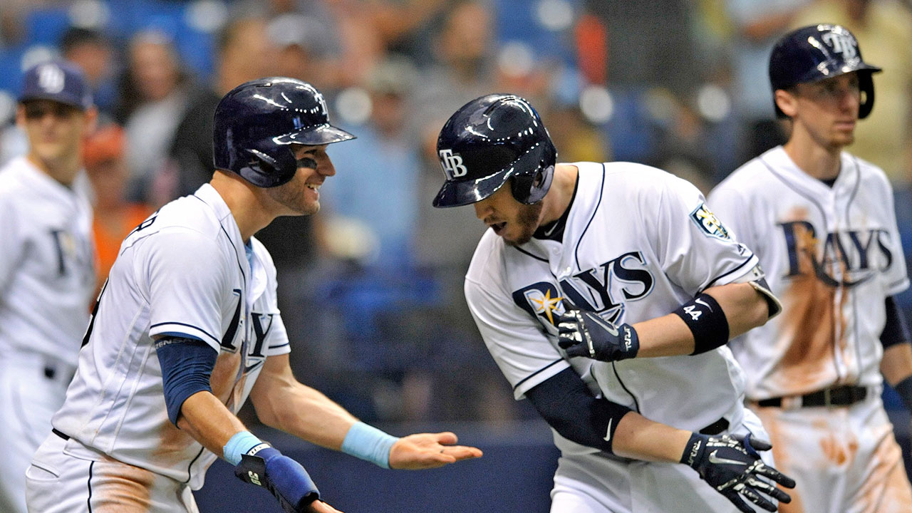 Cron's homer lifts Rays to win over Tigers