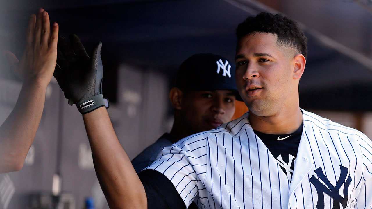 Yankees catcher Gary Sanchez to begin minor league rehab
