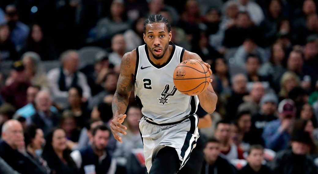 Raptors, Spurs finalizing trade involving Leonard, DeRozan
