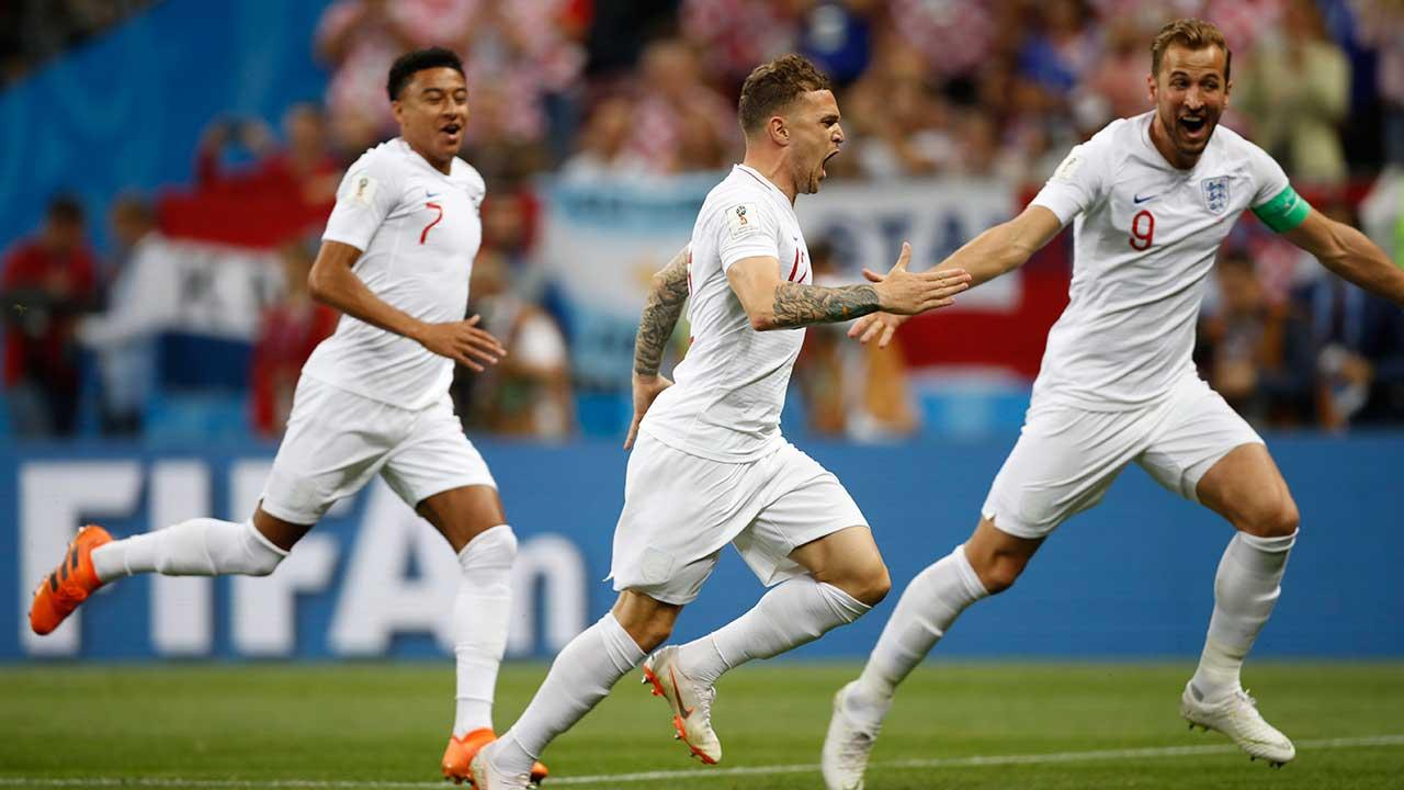 2018 FIFA World Cup Live Tracker: Croatia vs. England