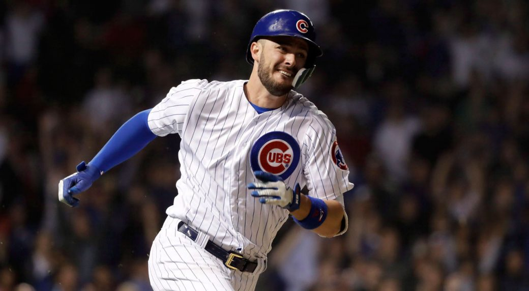 Chicago Cubs declare they're open for business this offseason