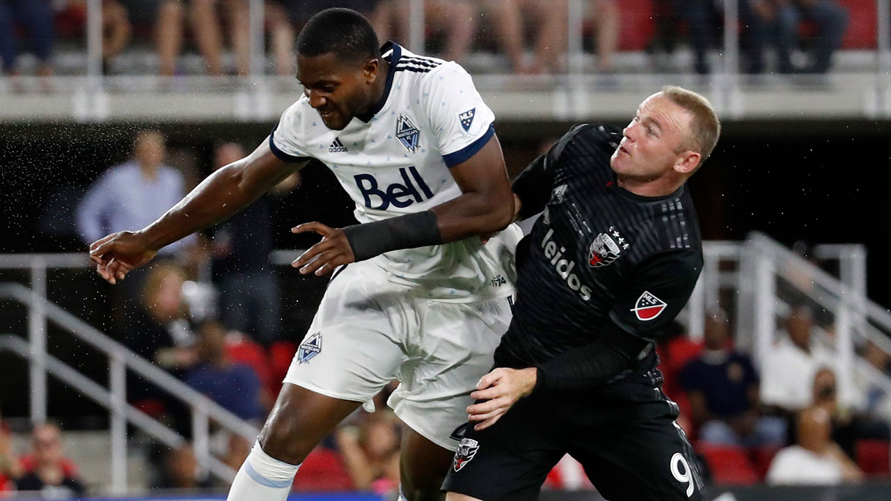 D.C. United defeat Whitecaps in Wayne Rooney's MLS debut