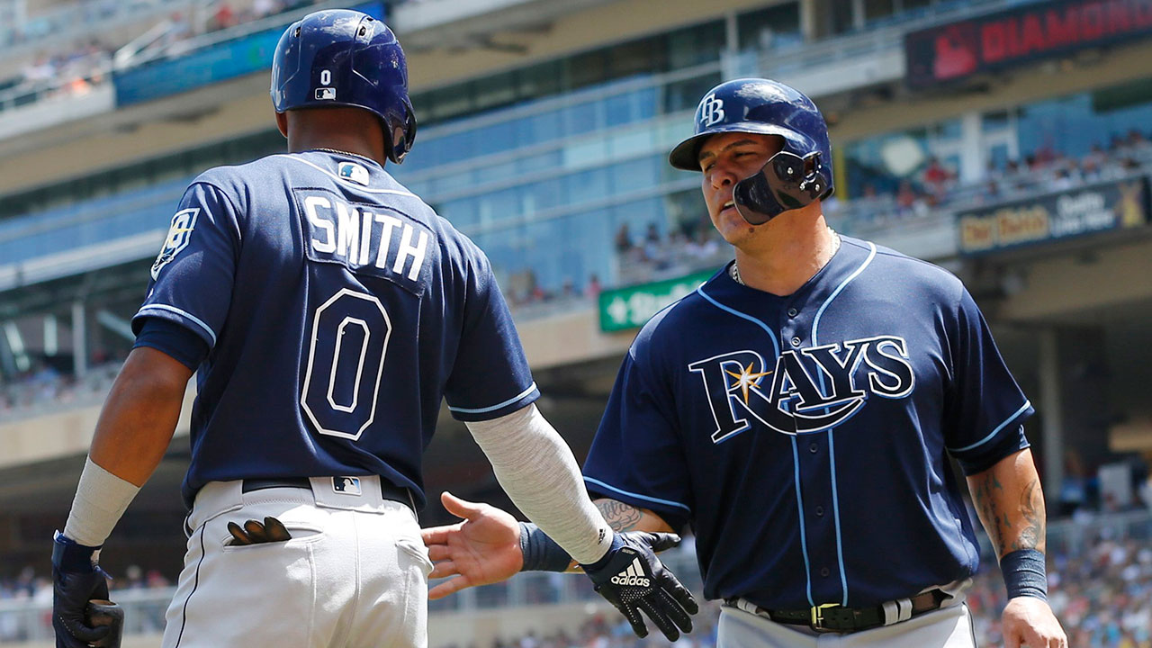 Rays catcher Wilson Ramos likely to miss all-star game
