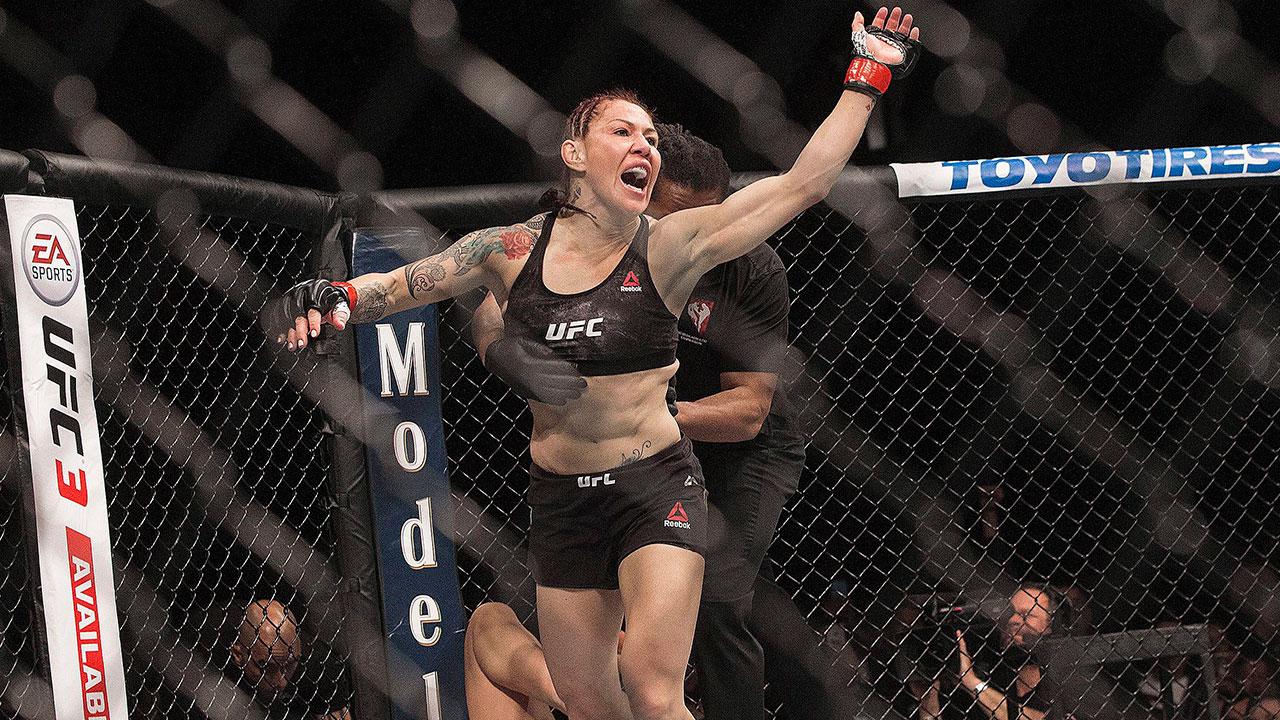 UFC 232 features Cris 'Cyborg' Justino vs. Amanda Nunes superfight